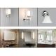 Как выбрать светильники для бани и ванной комнаты?