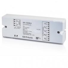 Универсальный приемник-контроллер RX-GR для светодиодных лент RGB, RGB+W, MIX 12-36В/4*8А 868Mhz