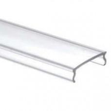 СР-12П рассеиватель прозрачный, для профилей: СПН1607, СПУ1717, СПВ16-2207, СПВ16-2212, СПН1612