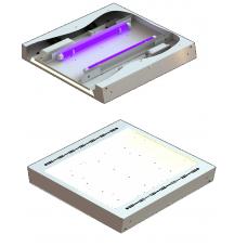 Светильник бактерицидный светодиодный FG595 Hygiene рециркуляторного типа 44Вт