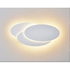 Настенный светильник  Белый 12Вт 3000 20 GW-6809R-12-WH-WW