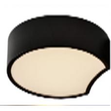 Потолочный светильник Triple А Черный 12 3000 AX14031-A-BL-WW