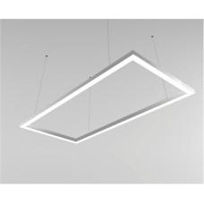 Светильник из профиля O-type1-5050-WW (3000 К Теплый белый.130вт.IP20.9100лм)