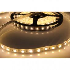 Лента светодиодная (IP20) SMD5060 - 60led/14.4Вт на метр 12В 3000К тепло-белая LS