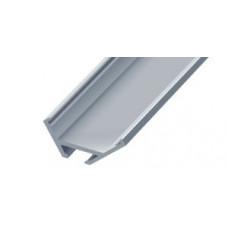 СПУ1616 светодиодный профиль угловой, алюминиевый анодированный 2000х16х16мм