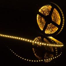Лента светодиодная стандарт SMD 3528, 120 LED/м, 9,6 Вт/м, 12В , IP20, Цвет: Теплый белый