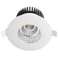 Светодиодный встраиваемый светильник для душевых 6W 4200К IP65
