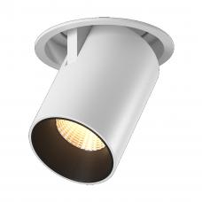 Светодиодный встраиваемый  светильник SPL-R1-12-WW 12Вт 3000К
