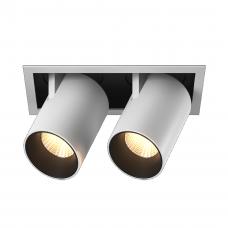 Светодиодный встраиваемый  светильник SPL-SQ2-12-WW 12Вт 3000К