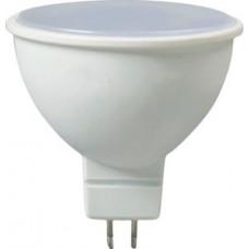 Лампа светодиодная MR16 GU5.3 - 5W, 220В, 390Лм, 3000K LEEK (JB)