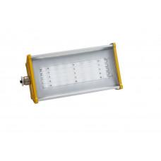 Взрывозащищенный светодиодный светильник линзованный OPTIMA-EX-Р-055-36-50 - 39Вт, 3970Лм, 5000К