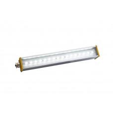 Взрывозащищенный светодиодный светильник LINE-EX-P-015-28-50 - 30Вт, 3674Лм, 5000К.640х65х65 мм.