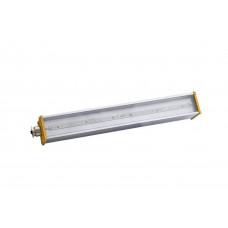 Взрывозащищенный светодиодный светильник LINE-EX-P-015-45-50 - 48Вт, 6123Лм, 5000К.1040х65х65 мм.