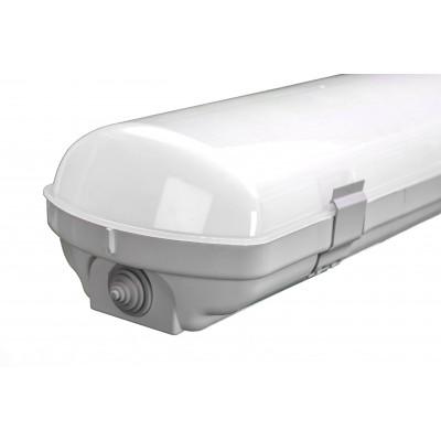 Светильник влагозащищенный FI135-24LED-0,3A 32W 4200Lm 5000К матовый