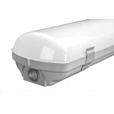 Светильник светодиодный влагозащищенный FI135-24-0,35A 37W 5000К матовый