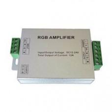 RGB-усилитель (12-24В, 288-576Вт)