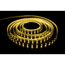 Лента светодиодная (IP20) SMD3528 - 60led/4,8Вт на метр 12В желтая ULS