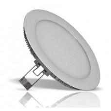 Ультратонкий встраиваемый LED светильник круглый PL-R85-3-NW 3 Вт белый 4000K