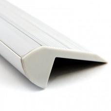 Профиль алюминиевый для ступеней 2м STEP 2744 (Комплект)