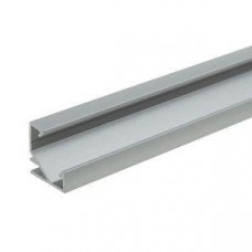 СПУ1717 (ЛПУ17) светодиодный профиль угловой, алюминиевый, анодированный 2000х17х17мм