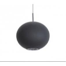 Подвесной потолочный светильник SFERA B-B Черный 3 3000 AD13012-1M