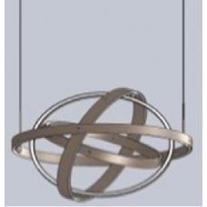 Люстра подвесная декоративная SPACE Белый 54 3000 AD15018-3A