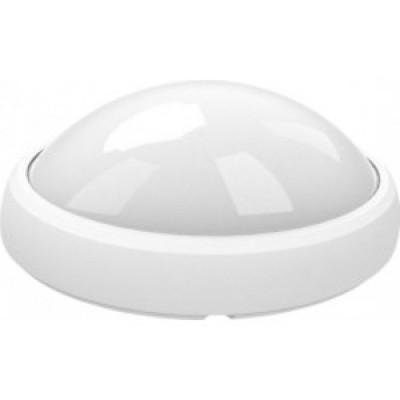 Светильник светодиодный герметичный ОВАЛ LE LED OBL WH 12W, 840Лм, 6000К LEEK