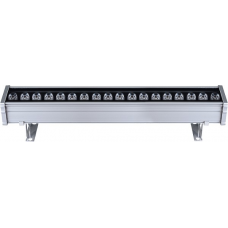 Светильник светодиодный линейный WallWasher 18Вт IP65 голубой