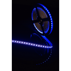 Лента светодиодная стандарт (IP20) SMD2835 - 120led/9,6Вт на метр 12В синяя SWG