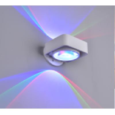 Бра декоративное  Белый 6Вт RGB 20 GW-1025-6-WH-RGB