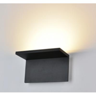 Бра декоративное  Черный 12Вт 3000 20 GW-6817-12-BL-WW