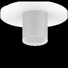 LED светильник накладной с рассеивателем HD023 6W (белый) 3000K 68х75мм