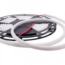 Термолента светодиодная SMD 2835, 180 LED/м, 12 Вт/м, 24В , IP68, Цвет: Холодный белый