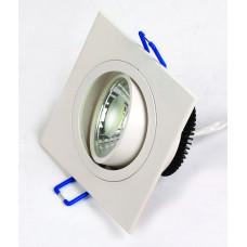Светодиодный встраиваемый поворотный светильник  HL6701L 5W 6500К Белый