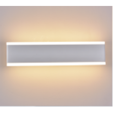 Бра декоративное  Белый 16Вт 3000 20 GW-8083S-16-WH-WW