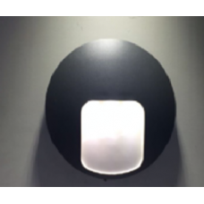 Бра декоративное tang 2 Черный 3Вт 4500 54 GW-3065-3-BL-NW