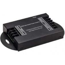 RGB-усилитель AMP-RGB-24A-Bl (12-24V, 288-576W) SWG