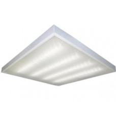 Светильник светодиодный FG595 40д 0,3A 38Вт 5000К Микропризма
