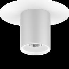 LED светильник накладной HD011 12W (белый) 4100K 79x100мм