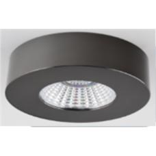 LC1528-FBK Накладной Светильник мат черн 4000K 7W (FUTUR2-FB)