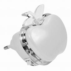 Светильник светодиодный ночник LE LED NL-835 RGB Яблоко 0,3Вт