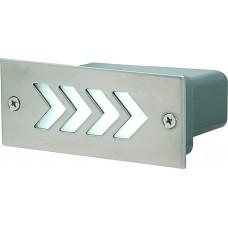 Светильник светодиодный лестничный  HL956L 1.2Вт Белый
