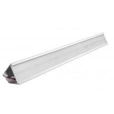 Светильник подвесной/накладной FL1500 6х24LED 0,33А 55W 6400Lm 5000К микропризма