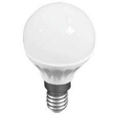 Лампа светодиодная E14 ШАР 10W 800Лм 4000К Дневная белая LEEK