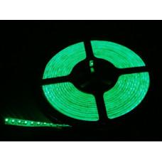 Лента светодиодная стандарт (IP65) SMD 3528, 120 LED/м, 9,6 Вт/м, 12В, зеленый SWG