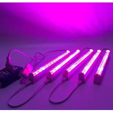 Светильник светодиодный СПБ-T8-ФИТО 14Вт 230В  IP40 1200мм для роста растений