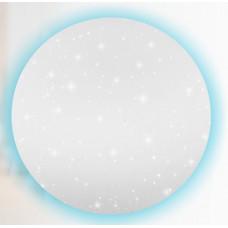 Светильник светодиодный накладной СЛЛ 023 Звезда 18Вт 1260Лм, 6000К D260х80мм LEEK