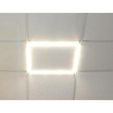 Светодиодная панель-рамка 40Вт, 4000Лм, 4000К, 595х595х10мм