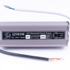 Блок питания IP67 60W-12V ULF (металл)