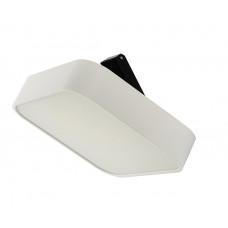 Светильник светодиодный накладной квадратный, серия IMD, Белый, 25Вт, IP44, Теплый белый (3000К)